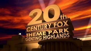 getlinkyoutube.com-20th Century Fox Theme Park - Genting Highlands