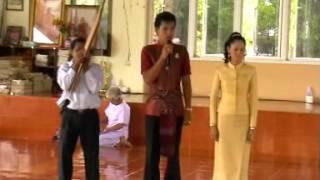 getlinkyoutube.com-ภัสรา ดาวคะนอง Patsara Daokanong17 ภัสรา ธีรวัฒน์ วัดกลางธรรมนิมิต 28 4 55