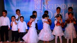 getlinkyoutube.com-Mini mini Action Song by Kingdom Kids 2013