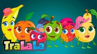 getlinkyoutube.com-Fructele - Cântece pentru copii | TraLaLa
