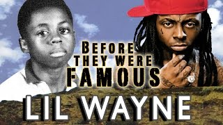 getlinkyoutube.com-Lil Wayne - Before They Were Famous
