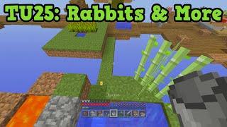 getlinkyoutube.com-Minecraft Xbox 360 / PS3 - TU25 QnA New Ores & Rabbits