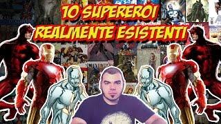 10 Persone con Superpoteri realmente esistenti