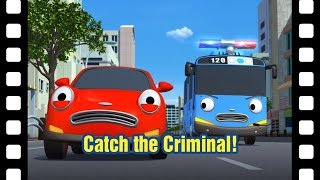 Tayo catch the criminal! l 📽 Tayo's Little Theater #29 l Tayo the Little Bus
