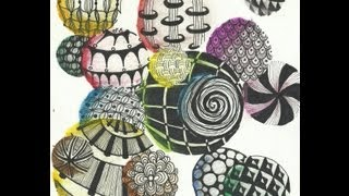 getlinkyoutube.com-Zentangle Circles