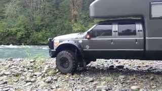 getlinkyoutube.com-Earth roamer camping along the Hoh river