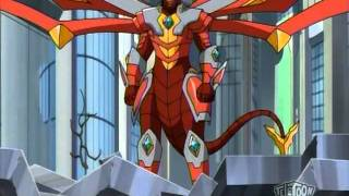 Bakugan Mechtanium Surge Episode 22 Unfinished Business 1/2