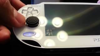 getlinkyoutube.com-Bluecell Playstation Vita Analog Stick Covers