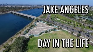 getlinkyoutube.com-JAKE ANGELES - Day in the Life | DoubleAVideo