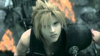 getlinkyoutube.com-Cloud vs Sephiroth AMV One Winged Angel