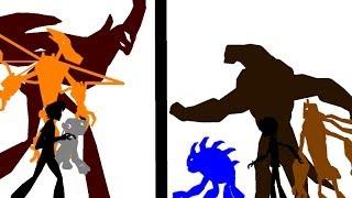 getlinkyoutube.com-Ben 16 vs Ben 23