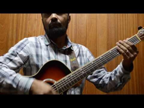 Video Aula Violão Gospel Fernandinho Teus Sonhos1ª parte