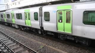 getlinkyoutube.com-【電車床下音シリーズ】JR山手線E235系 ブレーキ緩解&VVVF音