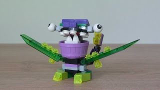 getlinkyoutube.com-LEGO MIXELS SLUSHO BERP MURP Instructions Lego 41550 Lego 41552 Mixels Series 6