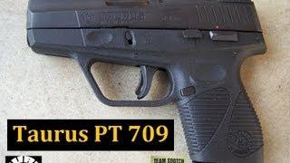 getlinkyoutube.com-Taurus PT709 Slim 9mm Pistol Review