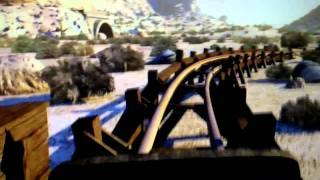 "getlinkyoutube.com-Triotech - Typhoon ""Canyon Coaster"""