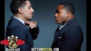 "getlinkyoutube.com-BRONER: ""ME VS DANNY GARCIA IS THE NEXT BIG FIGHT ON PBC"" Dontaesboxingnation"