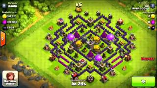 getlinkyoutube.com-The Best TH8 farming base ever seen- 720p
