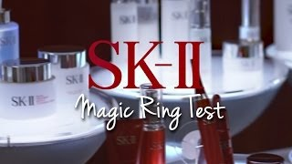 getlinkyoutube.com-SK-II Magic Ring Test: Before and After Using SK-II!