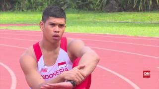getlinkyoutube.com-Perkenalkan Rio Maholtra, Pelari yang Jadi Paspampres