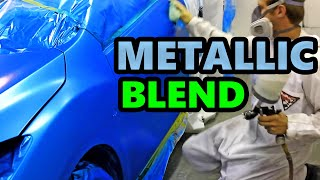 getlinkyoutube.com-Painting a Car - Blue Metallic Mazda