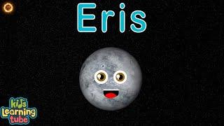 getlinkyoutube.com-Planet Song for Kids/Solar System Songs for Children/Eris Song for Kids