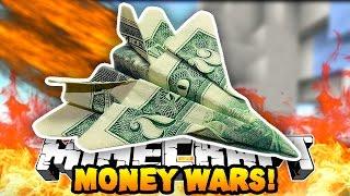 "getlinkyoutube.com-Minecraft MONEY WARS ""GOD APPLE DEATH!"" #6 w/ Preston, PeteZahHutt & Kenny"
