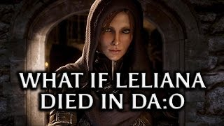 getlinkyoutube.com-Dragon Age: Inquisition - What if Leliana died in DA:O