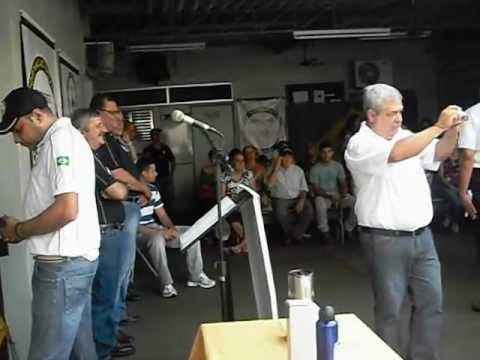 Formatura da 23 turma 2012 de Formação de Vigilantes em Academia Suporte de Araçatuba -SP