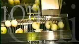 getlinkyoutube.com-Onion Peeler Machine (洋葱剥皮机)