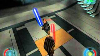 Star Wars Episodio 3 Anakin Skywalker & Obi-Wan-Kenobi vs Dooku MB2
