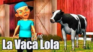 getlinkyoutube.com-La Vaca Lola - Canciones Infantiles - Videos Educativos para Niños #
