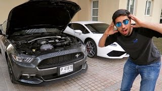 getlinkyoutube.com-3 Things You Didn't Know About The Mustang GT !!