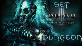 getlinkyoutube.com-Diablo 3 - How to Master - Raiment of a Thousand Storms Set Dungeon - Patch 2.4 - PTR