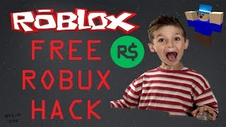How to get FREE Robux on ROBLOX tutorial - Easy Way/Hack 2017