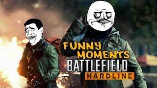 Battlefield Hardline : Funny Moments | تحشيش العراقيين بتل فيلد هاردلاين
