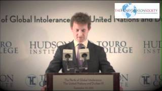 Douglas Murray on the Durban Conference (Part Two).mp4