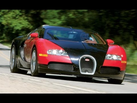 Bugatti Veyron 16.4 - Car and Driver. Molsheim Moonshine: It achieves 60 mph