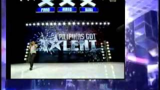 Geo Ed Rebucas Through The Rain Mariah Carey of Pilipinas Got Talent Season 3