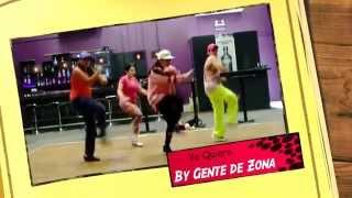 getlinkyoutube.com-ZUMBA - Yo Quiero  (Gente de Zona) - by Arubazumba Fitness