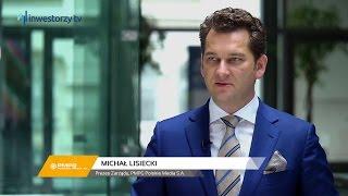 PMPG Polskie Media S.A., Michał Lisiecki - Prezes Zarządu, #38 PREZENTACJE WYNIKÓW