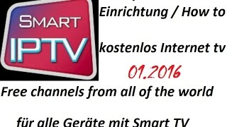 getlinkyoutube.com-KODI Alternative DEUTSCH Smart IPTV WATCH TV CHANNELS ON SMART TV FOR FREE INSTALL SAMSUNG  LG