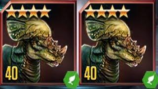 getlinkyoutube.com-PACHYCEPHALOSAURUS  LEVEL 40 - Jurassic World The Game