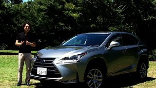 getlinkyoutube.com-レクサス・NX300h 試乗インプレッション 車両紹介編