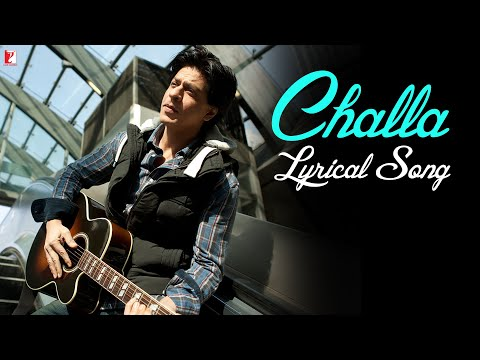 Song with Lyrics - Saans - Jab Tak Hai Jaan