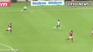 Gols de Vasco 3x0 Flamengo pela semifinal da Taça Guanabara sub 20