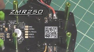 getlinkyoutube.com-ZMR250 Quadcopter - Soldering ESCs to PDB