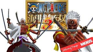 "getlinkyoutube.com-One Piece:Pirate Warriors 3 ""Asura Zoro"" Mod"