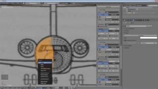 32.  Blender.  Моделирование по чертежам