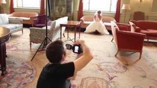 getlinkyoutube.com-Behind the Scenes: Bridal Photo Shoot